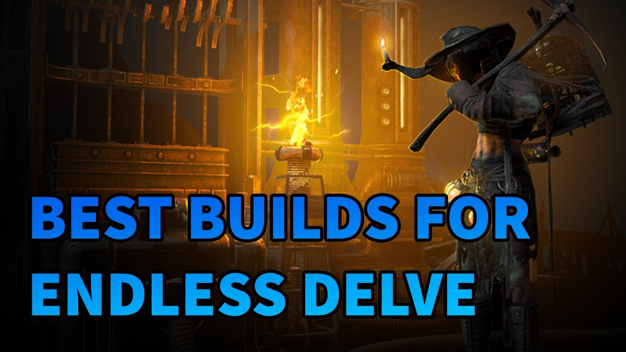 Endless Delve Choosing The Best Build Path Of Exile 3 12 Heist Youtube