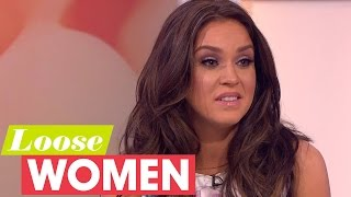 Vicky Pattison On Her Weight And Happiness | Loose Women