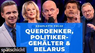 Spätschicht vom 11.09.2020 mit Florian, Lisa, Bernd, Rüdiger, Michael und Michael