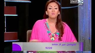 ريهام سعيد تنفي اشاعه علاقتها بـ صبري نخنوخ