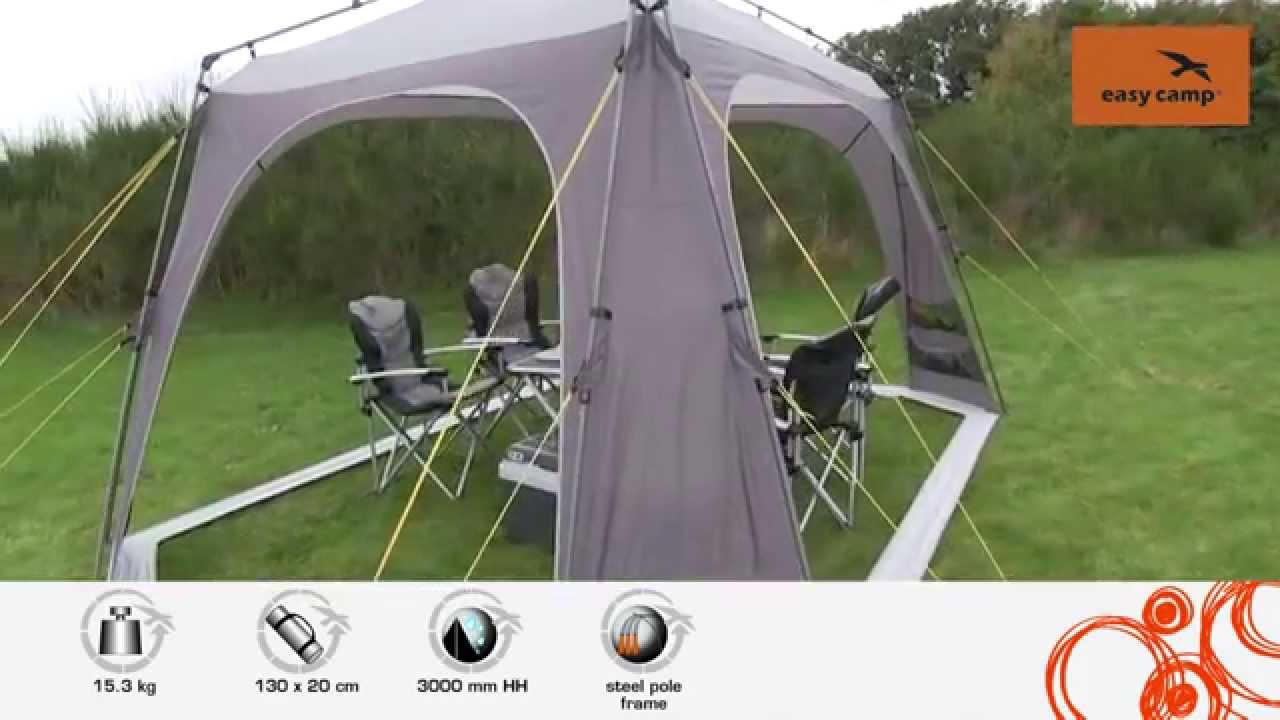 Easy C& Pavilion | Just Add People & Easy Camp Pavilion | Just Add People - YouTube