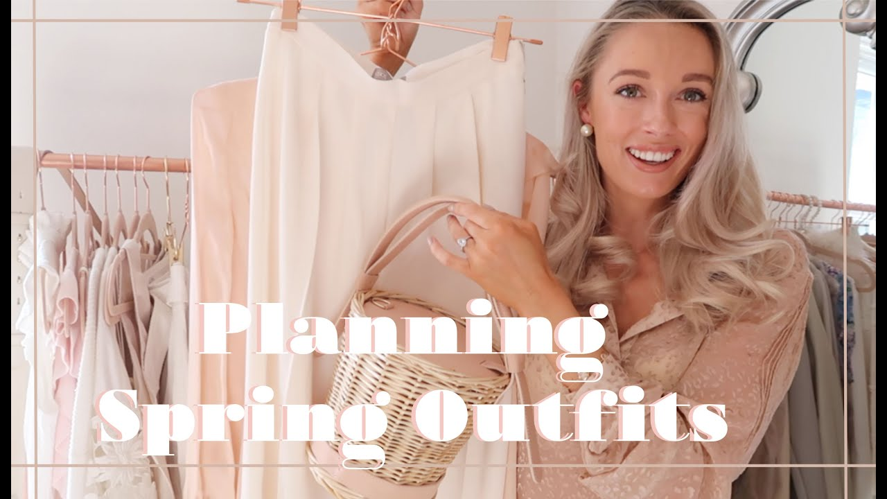 PLANNING SPRING OUTFITS / ft last year's favourite clothes!  |  Fashion Mumblr