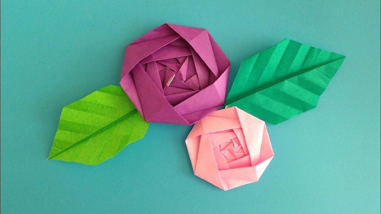 折り紙 立体 折り 方 ボール