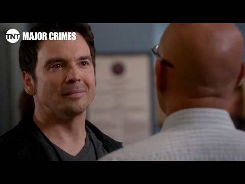 Major Crimes: Tao and Hickman Fight- Season 4 Ep.20 [CLIP]   TNT