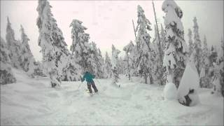 Dee Shreds Mount Washington Thumbnail