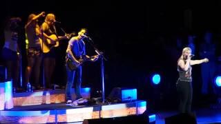 Kelly Clarkson--Breakaway--Live @ Molson Amphitheatre Toronto 2012-08-28