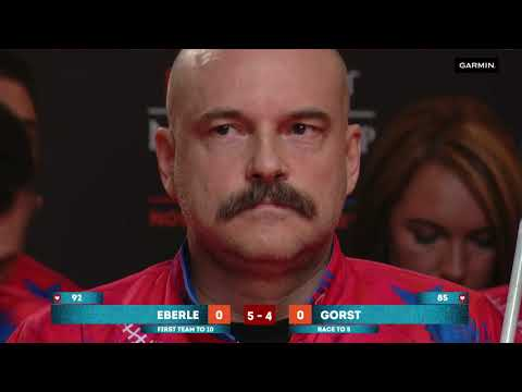 Max Eberle (USA) - Fedor Gorst (RUS) ABNbilliards Dreamchallenge 2019 Day 2 Matches 4