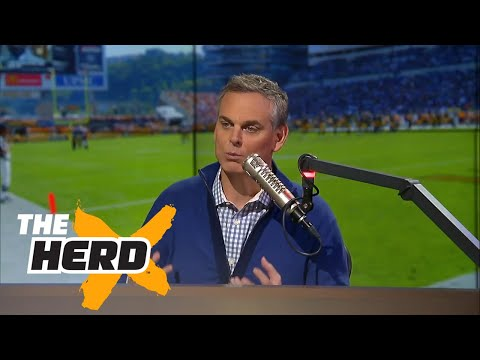 Colin Cowherd admits he was dead wrong about the Dallas Cowboys in 2016-17 | THE HERD