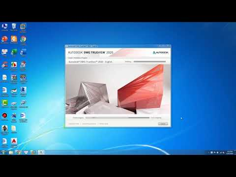 How To Install DWG TrueView 2020