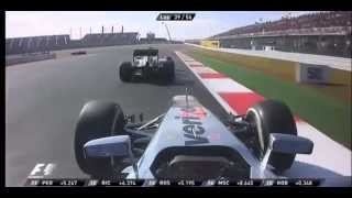 US Grand Prix F1 Full Highlights