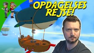 OPDAGELSESREJSE! - Poi Game Dansk Ep 1