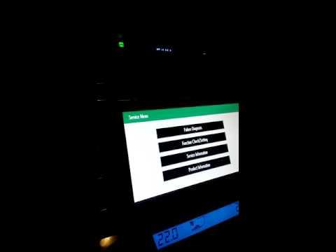 Toyota RAV4 сервис меню штатной магнитолы