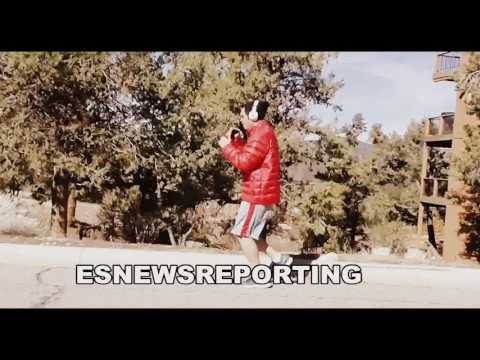 Seckbach Running With Canelo & Chavez Jr Both Boxing Superstars - esnews boxing