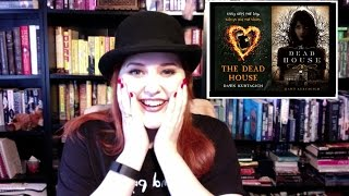 THE DEAD HOUSE Cover Reveal and Reaction! | AUTHOR AUDITORIUM Thumbnail