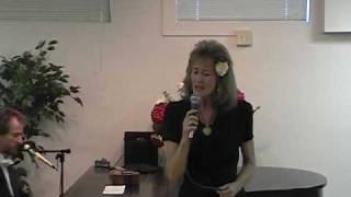 Linda Weeks Dathe sings Cole Porter Glen Rose Piano