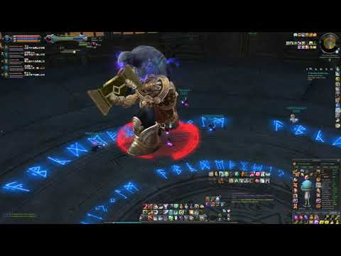 Prometun's Workshop - Hard Mode - Aion EU - Kill 4 - Templar PoV - Ring Dropped!
