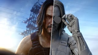EXCLUSIVE VFX Breakdown | Cyberpunk 2077: E3 trailer 2019 by Goodbye Kansas Studios