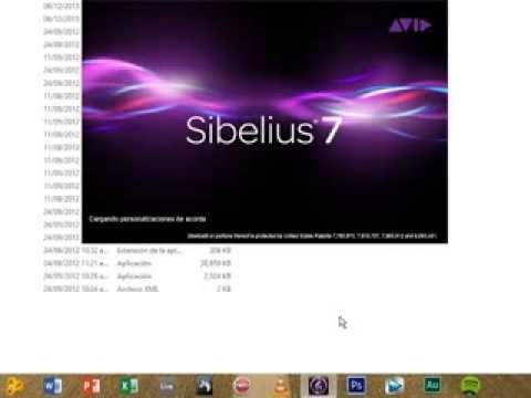 sibelius 7 gratis