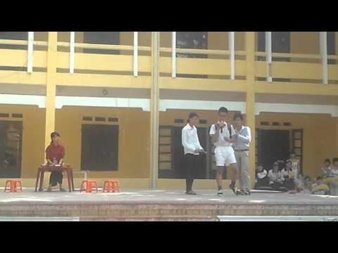 Học sinh cá biệt - 11G (10-13) - THPT Hồng Quang - TP.Hải Dương.