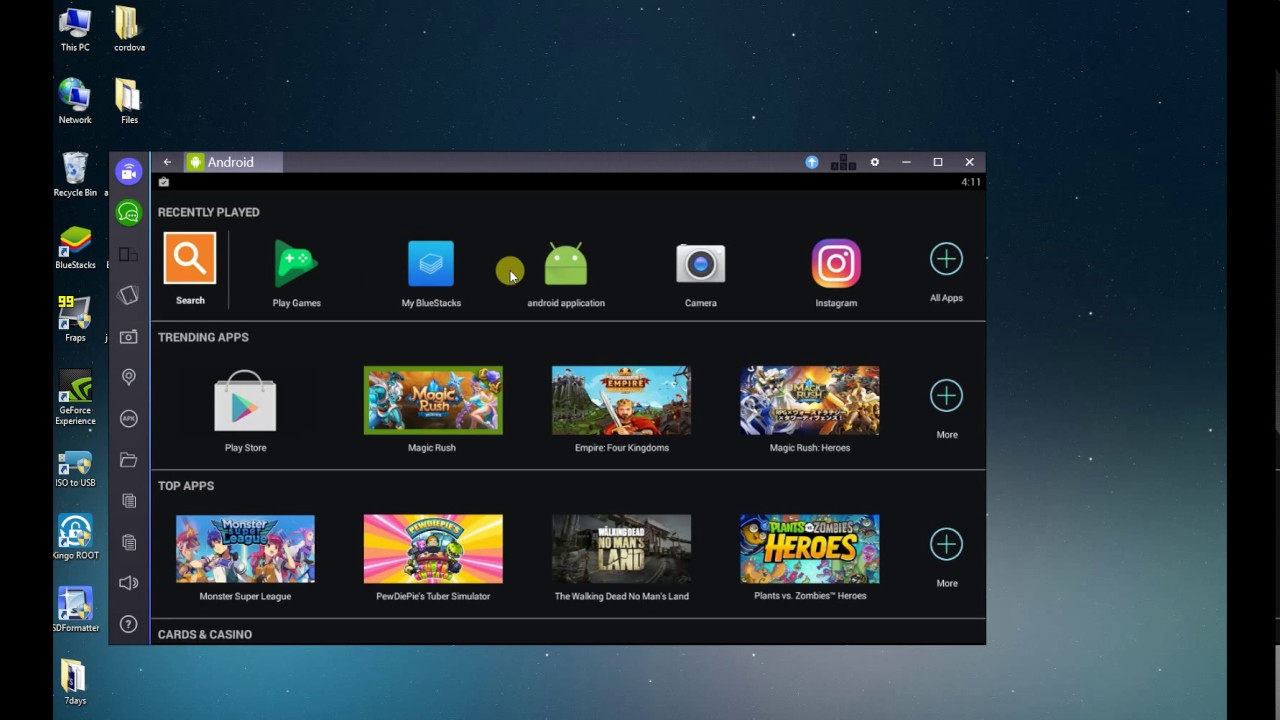 how to run android apps on pc (best way)