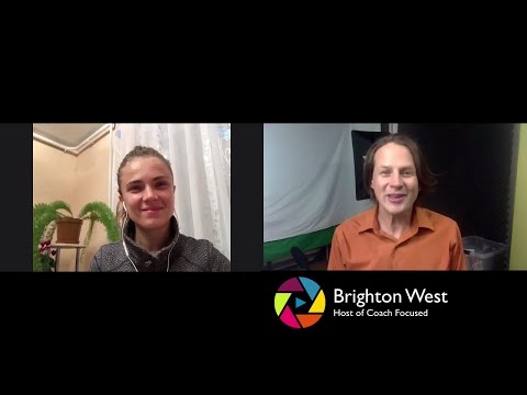 Coaching with Skype an Interview with Online Coach Kristina Shumilova