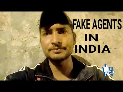 All Fake Agents In India