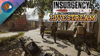 Insurgency Sandstorm Gameplay Live Stream GTX 1070ti