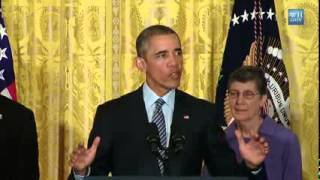 Obama Fights Climate Change With Clean Power Plan- Full Speech