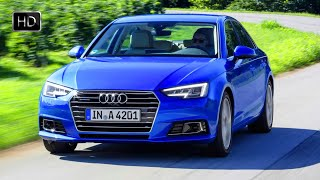 2016 Audi S4 Sport Sedan Quattro 3.0 TFSI (B9 generation) Test Drive HD