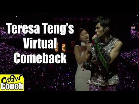 Teresa Teng's Virtual Comeback
