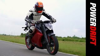 Ultraviolette F77 : Is this India's first electric sportsbike? : PowerDrift