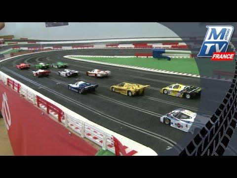 Le Slot Racing, des courses en miniature