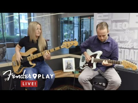 Fender Play : Discover New Bass Tones  Fender Play  Fender
