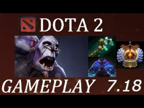 Dota 2 Witch Doctor Ranked Gameplay Commentary [IMMORTAL]