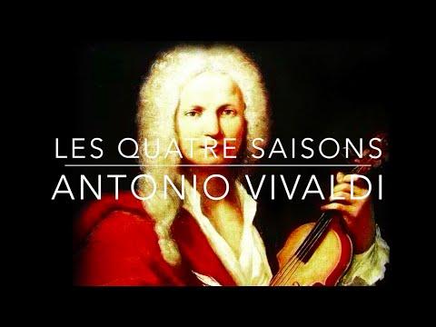 Les Quatre Saisons de Antonio Vivaldi
