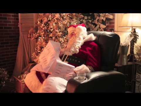 DreamSeat: Naughty or Nice? Which List are you on? Your Seat! Santa Style!