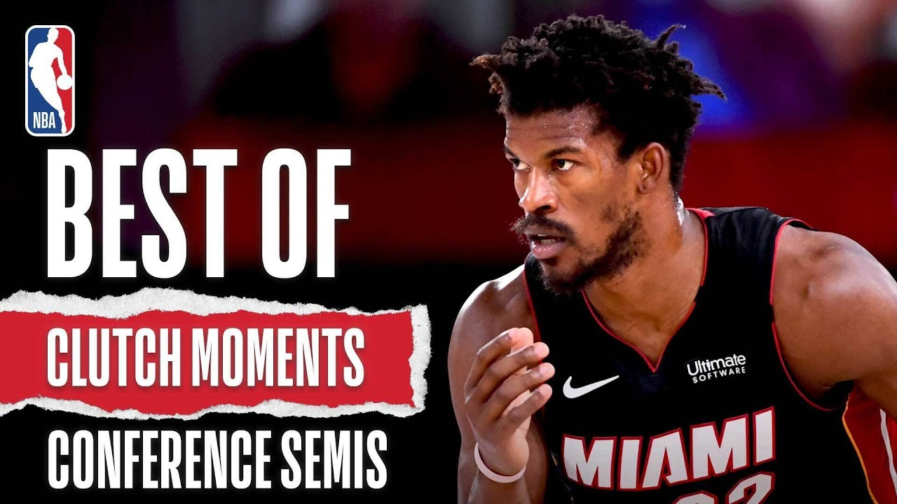 Best Of Clutch Moments | 2020 NBA Conference Semifinals
