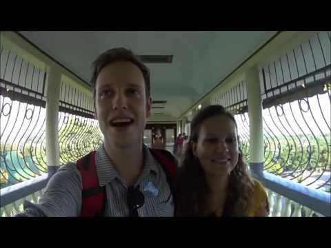Myanmar, onze eerste dagen in Yangon