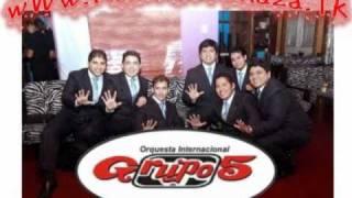 Grupo 5 - Como Duele - Primicia 2011 - wWw.KumbiaWenaza.Tk
