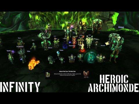 Heroic archimonde