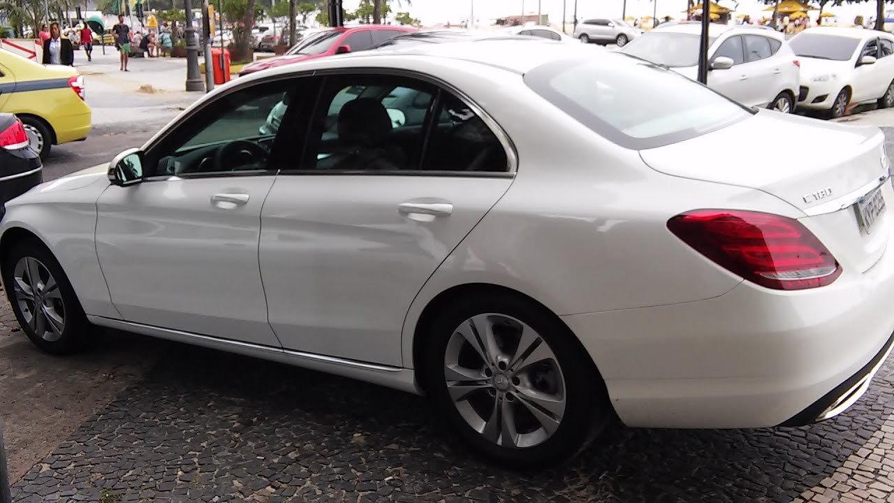 Mercedes benz c180 2016 youtube for C180 mercedes benz