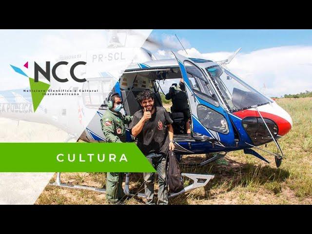 Antonio Sena, el piloto que sobrevivió 38 días perdido en el Amazonas