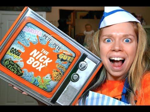 90s NICKELODEON MYSTERY BOX #2!