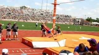 Nicole Summersett 2013 Pole Vault Highlights (13 ft)