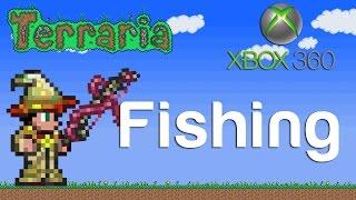 Terraria Xbox - Fishing [132]