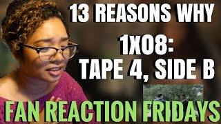 "Download Video 13 Reasons Why Season 1 Episode 8: ""Tape 4, Side B"" Reaction & Review MP3 3GP MP4"
