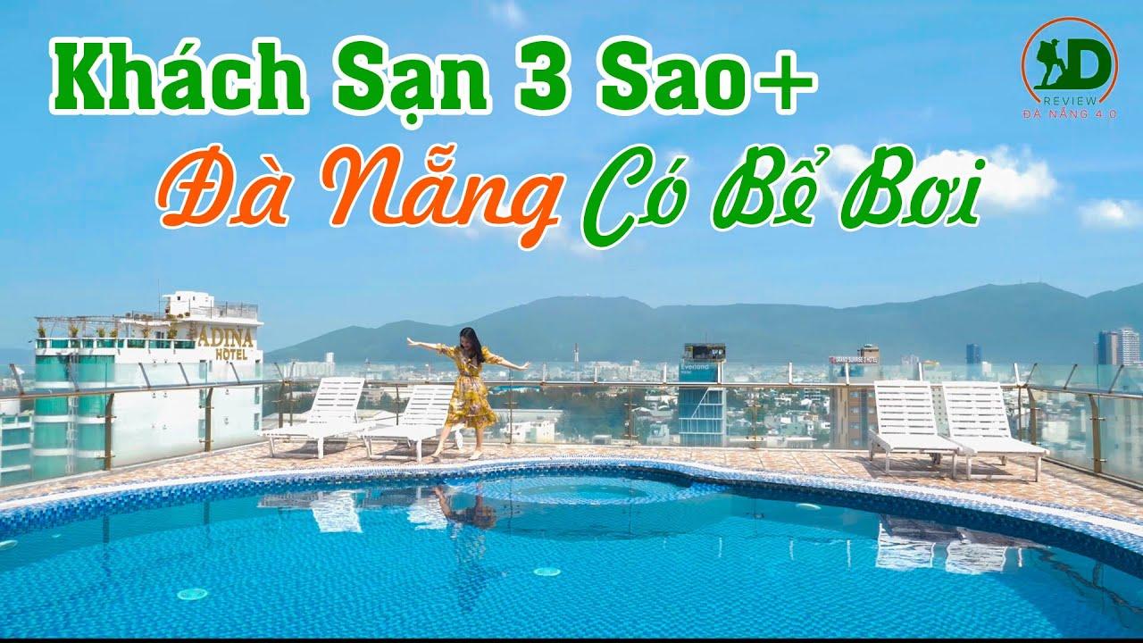 Khách Sạn 3 Sao Đà Nẵng Có Bể Bơi – Merry Land Hotel Da Nang
