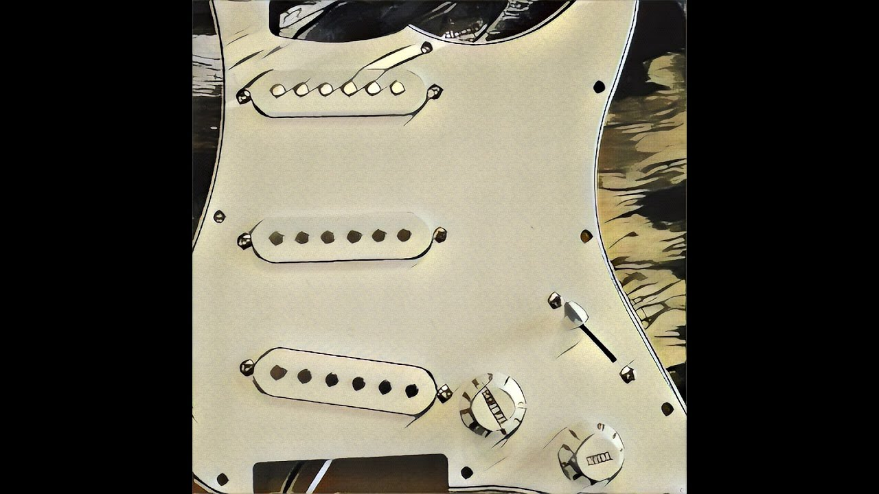 Musiclily $12 Prewired Stratocaster Pickguard From Amazon - Is It ...