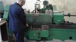 Перешлифовка вала коленчатого компрессора КТ 6