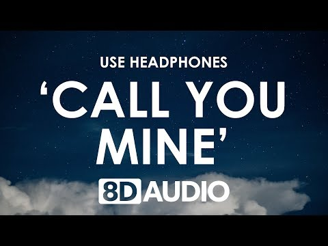 The Chainsmokers, Bebe Rexha - Call You Mine (8D AUDIO) 🎧